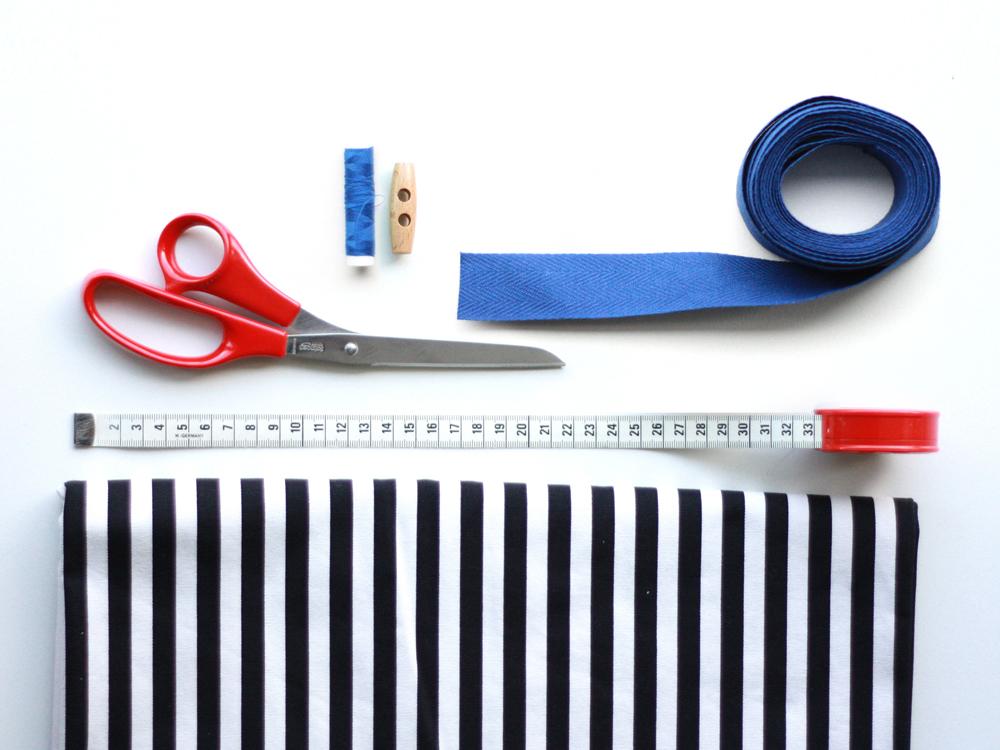 [La Fete Tutorial] Apron materials :: la-fete.nl