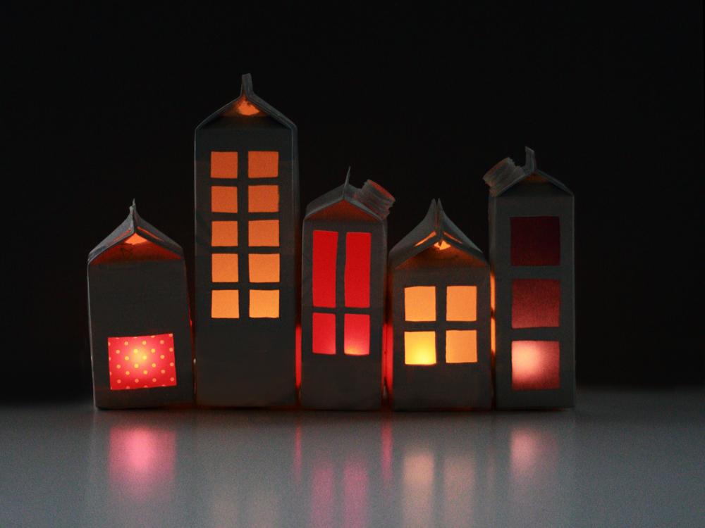 [La-Fete-Tutorial] Milk Light House 2 :: la-fete.nl