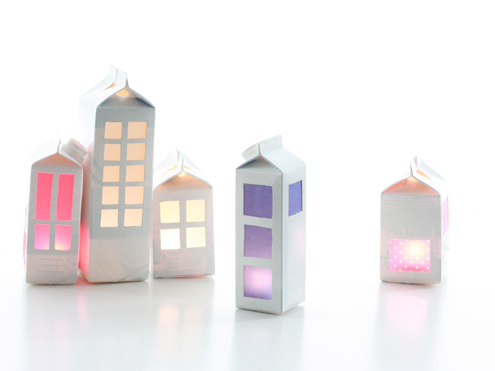 [La-Fete-Tutorial] Milk Light House 3 :: la-fete.nl