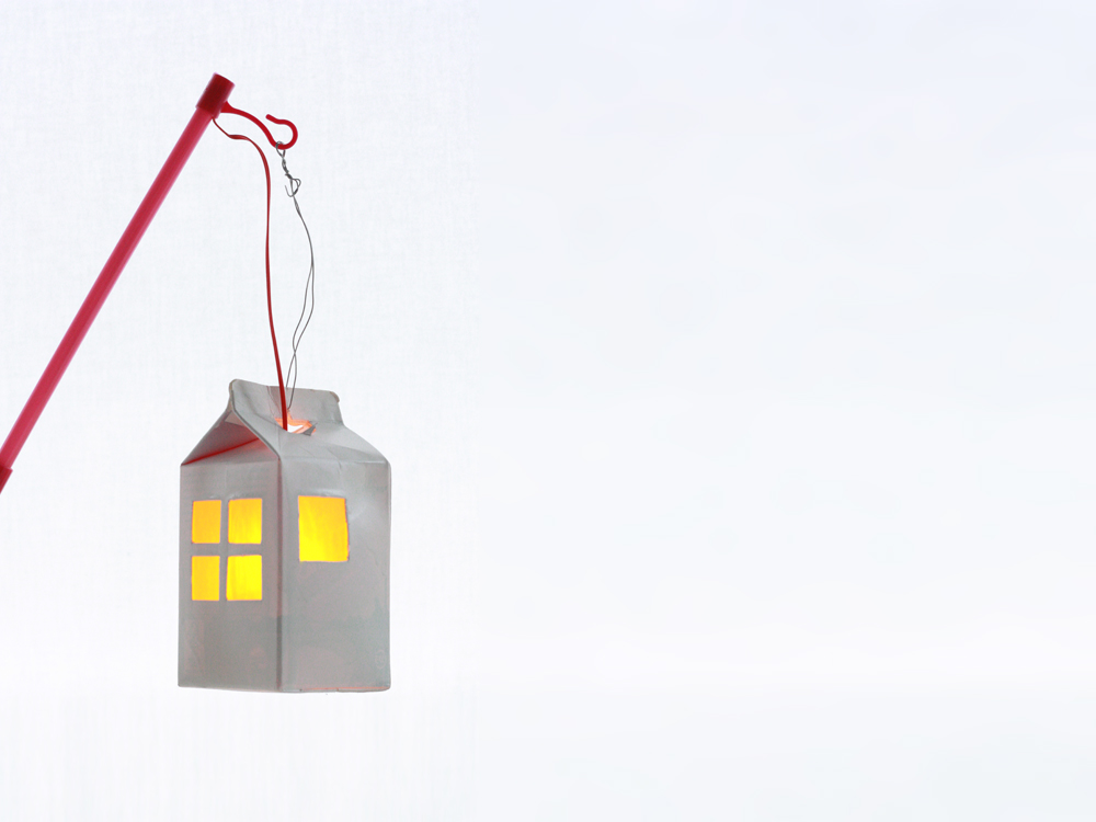 [La-Fete-Tutorial] Milk Light House 4 :: la-fete.nl