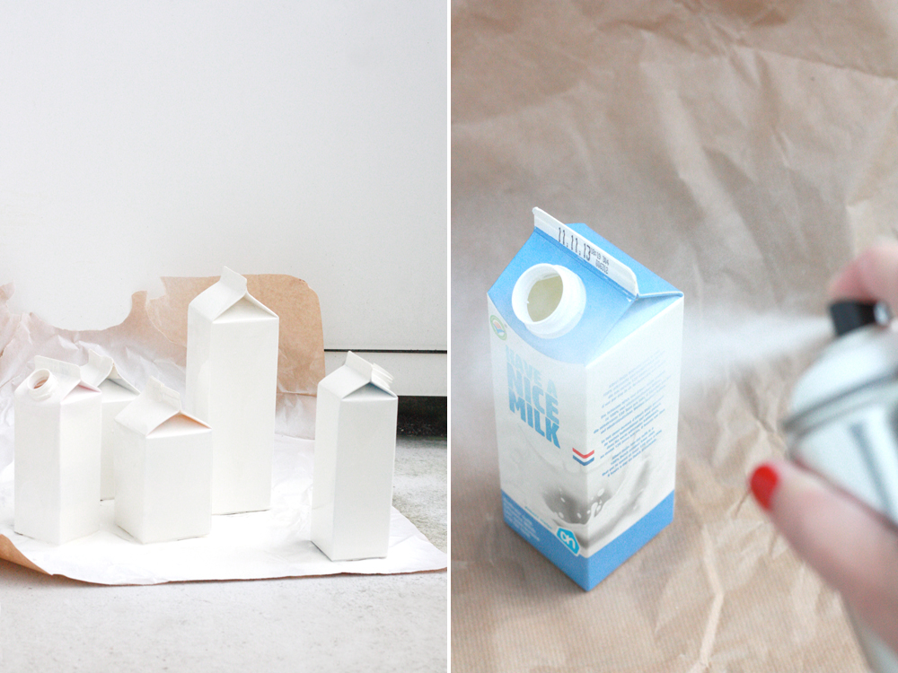 [La-Fete-Tutorial] Milk Light House step1b :: la-fete.nl