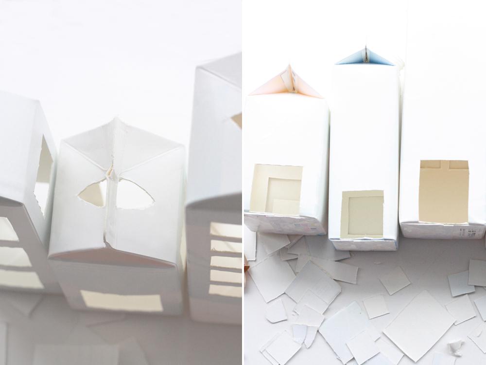 [La-Fete-Tutorial] Milk Light House step2b :: la-fete.nl