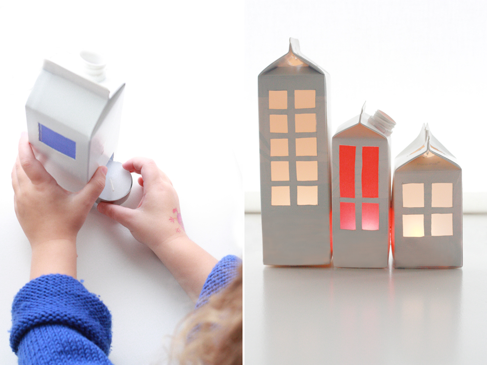[La-Fete-Tutorial] Milk Light House step4a :: la-fete.nl